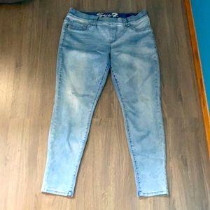 Seven Jeans Leggings Size 14